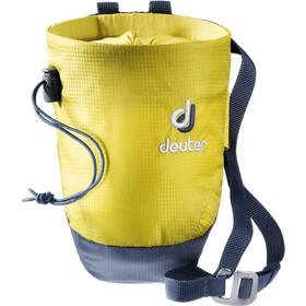 Deuter Gravity Chalk Bag II M greencurry-navy